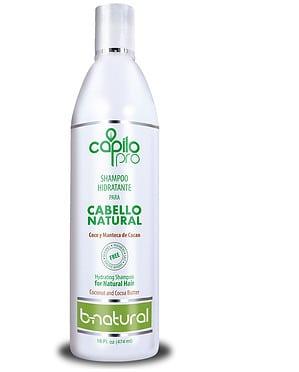 Shampoo pelo rizo B Natural