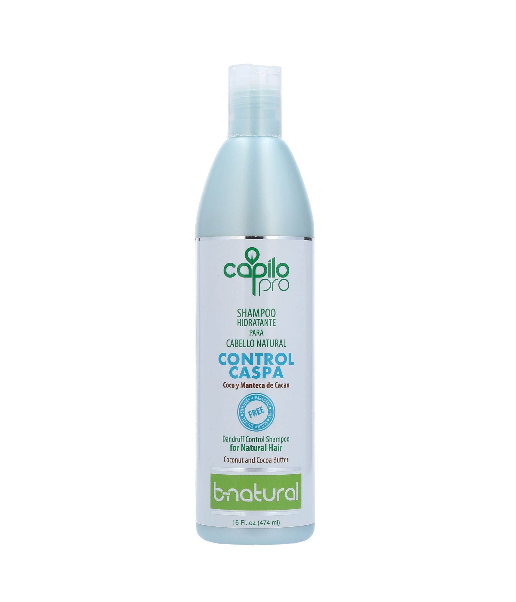 Shampoo Control Caspa
